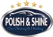 Polish & Shine logo